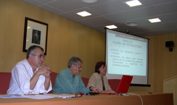 I Jornadas 2006